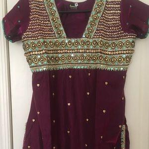 Dresses & Skirts - Indian dress size 36 brand new